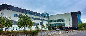 health NHS building